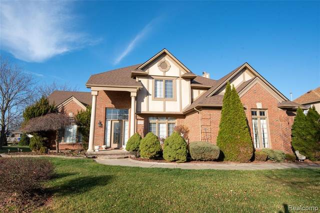 13039 Pearl Drive, Shelby Twp, MI 48315 (#2200095712) :: The Alex Nugent Team | Real Estate One
