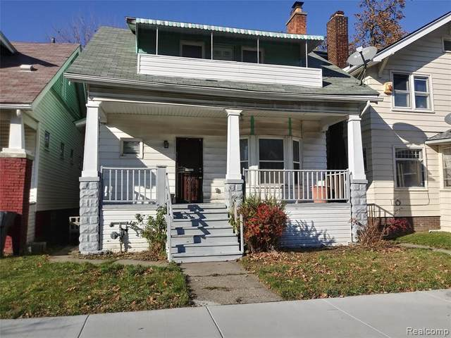 1674 W Euclid Street, Detroit, MI 48206 (#2200095732) :: GK Real Estate Team