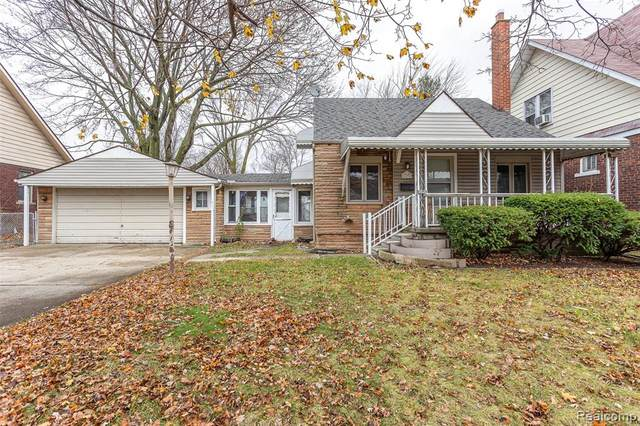 1830 Council Avenue, Lincoln Park, MI 48146 (MLS #2200095754) :: The Toth Team