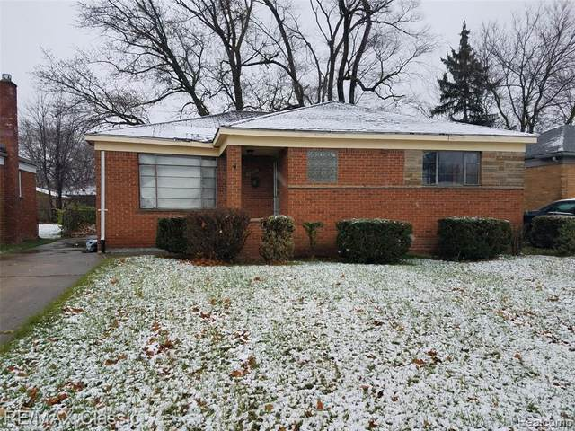 22000 Stratford Street, Oak Park, MI 48237 (#2200095756) :: RE/MAX Nexus