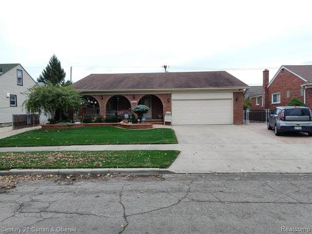 7824 Ternes Street, Dearborn, MI 48126 (#2200095837) :: The Alex Nugent Team | Real Estate One