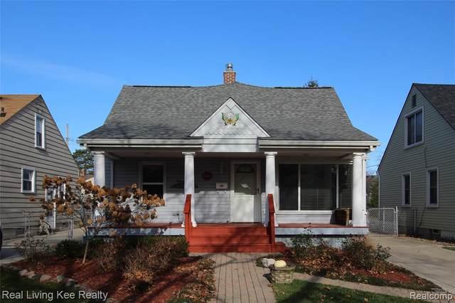 305 E Webster Road, Royal Oak, MI 48073 (#2200095846) :: The Alex Nugent Team | Real Estate One