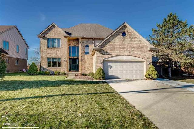 51069 Baker Rd, Chesterfield Twp, MI 48047 (#58050029448) :: The Alex Nugent Team | Real Estate One