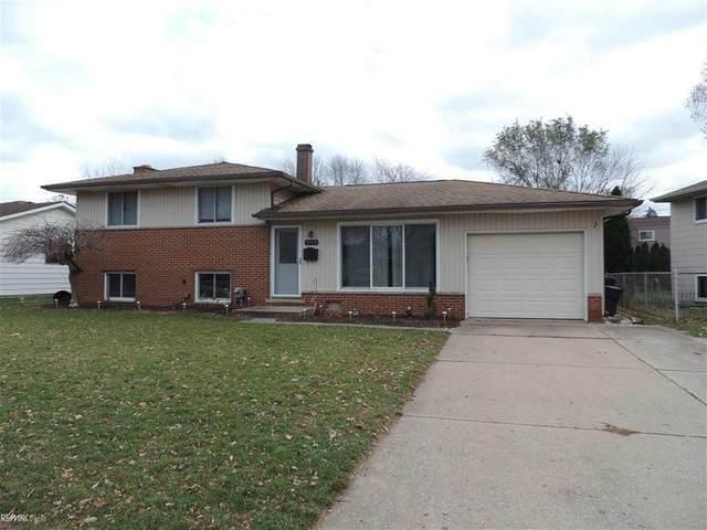 39476 Parklawn, Sterling Heights, MI 48313 (#58050029460) :: The Alex Nugent Team | Real Estate One