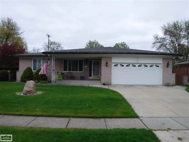 23138 Demley, Clinton Twp, MI 48035 (#58050029509) :: The Alex Nugent Team | Real Estate One