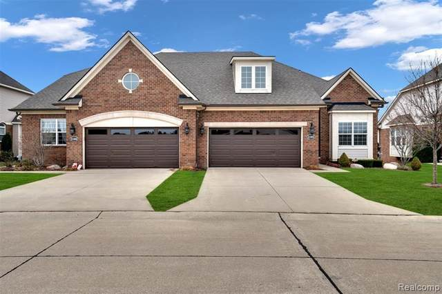 21202 Lilac Lane, Clinton Twp, MI 48036 (#2200095909) :: The Mulvihill Group