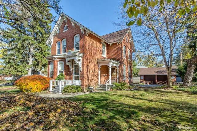 331 S Military Street, Dearborn, MI 48124 (#2200095950) :: The Alex Nugent Team | Real Estate One