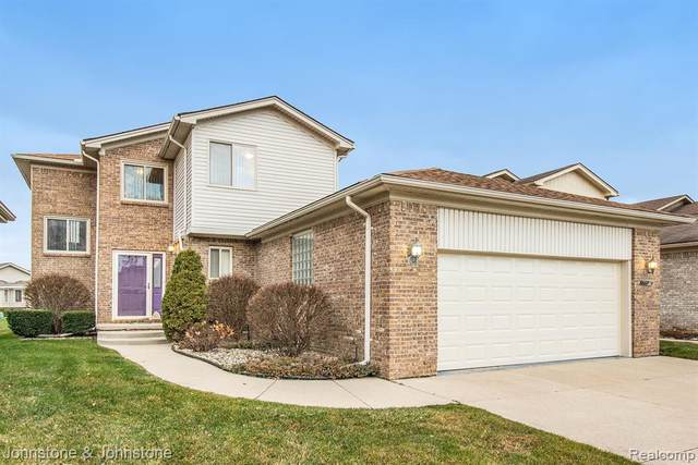 32915 Birchwood Drive, Chesterfield Twp, MI 48047 (#2200096000) :: The Alex Nugent Team | Real Estate One