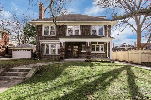 1925 Chicago Boulevard, Detroit, MI 48206 (#2200096229) :: Duneske Real Estate Advisors