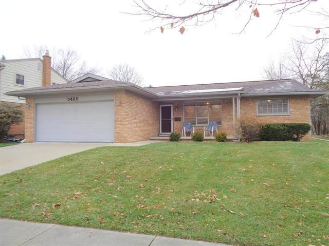 3428 Yellowstone Drive, Ann Arbor, MI 48105 (#543277744) :: The Alex Nugent Team | Real Estate One