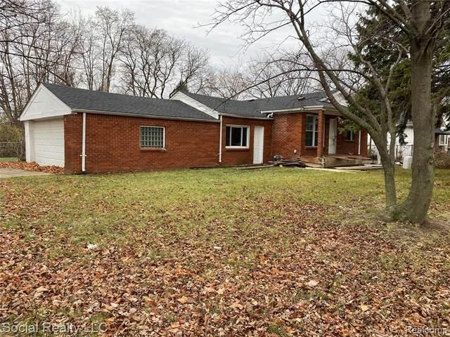 21910 Sharkey Street, Clinton Twp, MI 48035 (#2200096255) :: The Alex Nugent Team | Real Estate One