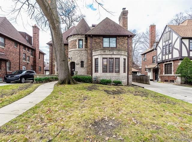 18465 Wildemere Street, Detroit, MI 48221 (#2200096306) :: The BK Agency