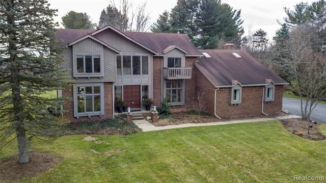 200 Dhu Varren Road, Ann Arbor Twp, MI 48105 (#2200096413) :: Duneske Real Estate Advisors