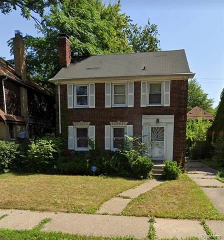 5106 Buckingham Avenue, Detroit, MI 48224 (#2200096516) :: The Mulvihill Group