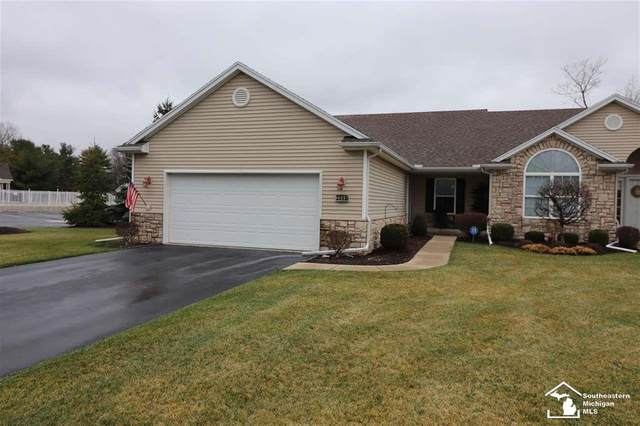 3046 Pebble Creek Ln, Bedford Twp, MI 48144 (#57050029722) :: Robert E Smith Realty
