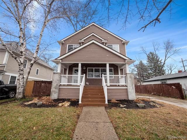 1209 Batavia Street, Royal Oak, MI 48067 (#2200096631) :: The Alex Nugent Team | Real Estate One