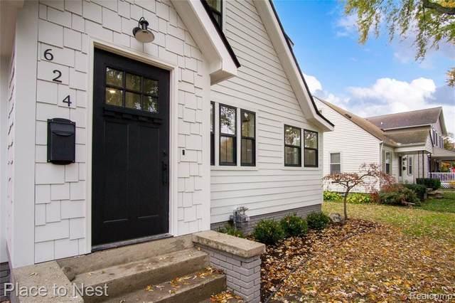 624 Sunset Street, Plymouth, MI 48170 (#2200096637) :: Duneske Real Estate Advisors
