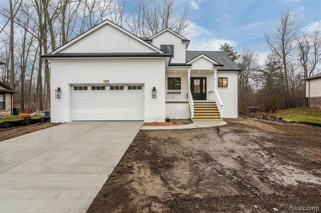 Unit 9 Griffin Trail, Metamora Twp, MI 48455 (#2200096663) :: The Merrie Johnson Team
