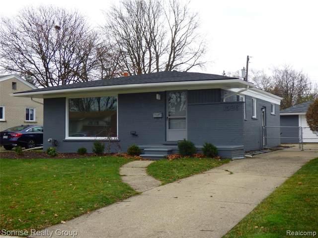 1526 Woodlawn Avenue, Royal Oak, MI 48073 (#2200096690) :: Robert E Smith Realty