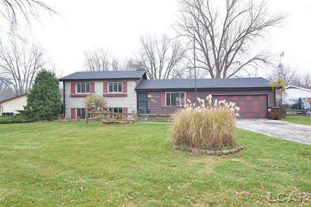1337 Meadowbrook Way, Bedford Twp, MI 48182 (#56050029754) :: NextHome Showcase