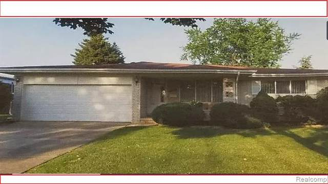 36404 Arlene Drive, Sterling Heights, MI 48310 (#2200096720) :: Robert E Smith Realty