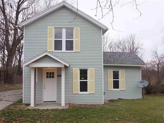626 E Michigan Ave, Grass Lake, MI 49240 (#55202003519) :: Robert E Smith Realty