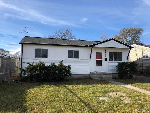 1203 Commonwealth Avenue, Ypsilanti Twp, MI 48198 (#2200096778) :: Duneske Real Estate Advisors