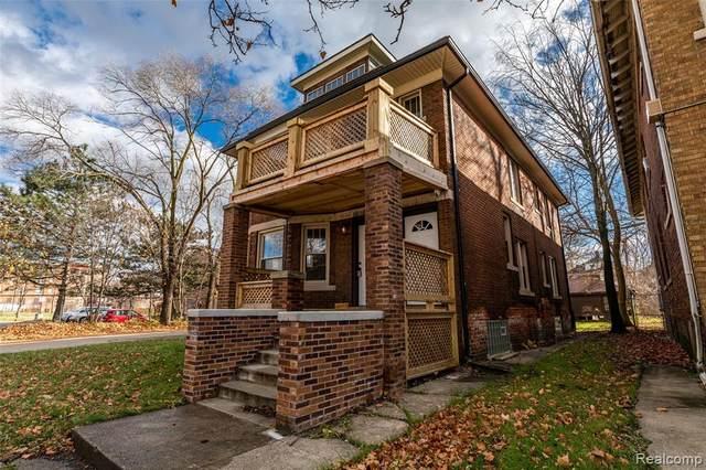 1925 W Bethune Street, Detroit, MI 48206 (#2200096793) :: Novak & Associates