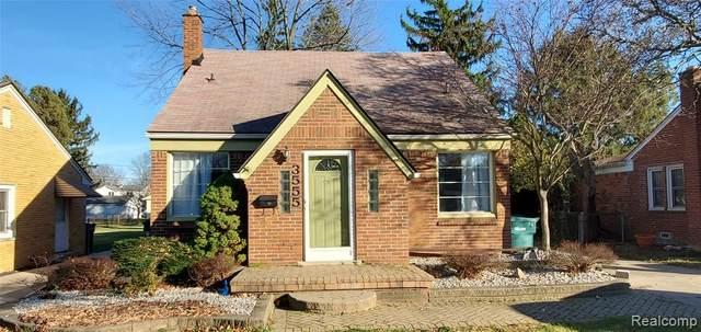 3555 Syracuse Street, Dearborn, MI 48124 (#2200096797) :: Keller Williams West Bloomfield