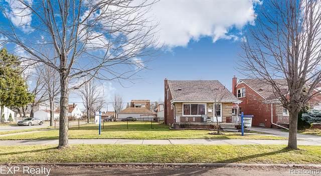 7748 Payne Avenue, Dearborn, MI 48126 (#2200096829) :: Keller Williams West Bloomfield