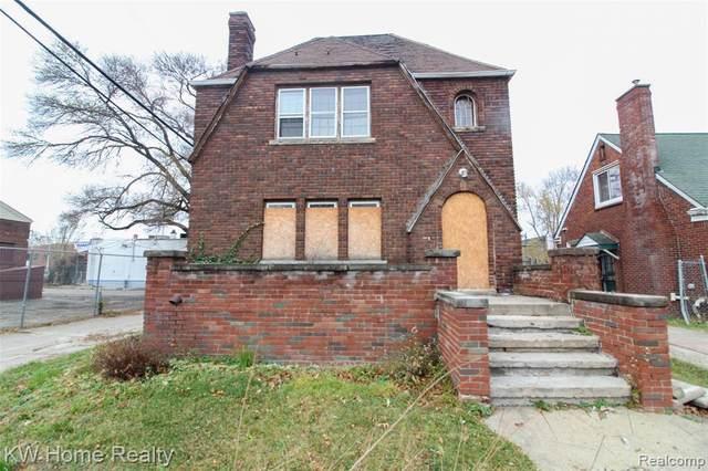 17125 Warrington Drive, Detroit, MI 48221 (#2200096840) :: The BK Agency