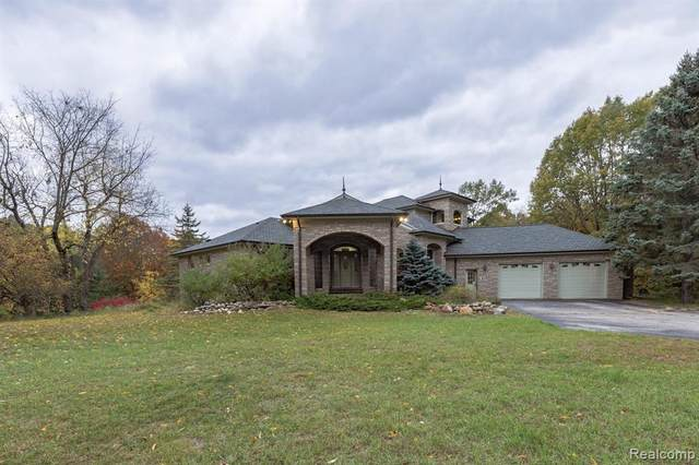 3270 Thornville Road, Metamora Twp, MI 48428 (#2200096844) :: The Merrie Johnson Team