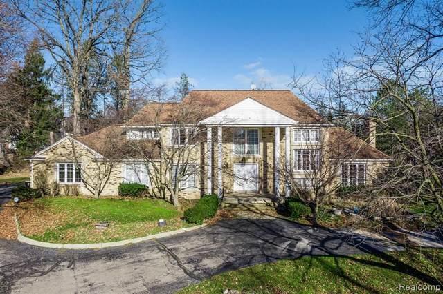 90 Quarton Lane, Bloomfield Hills, MI 48304 (#2200096861) :: Keller Williams West Bloomfield
