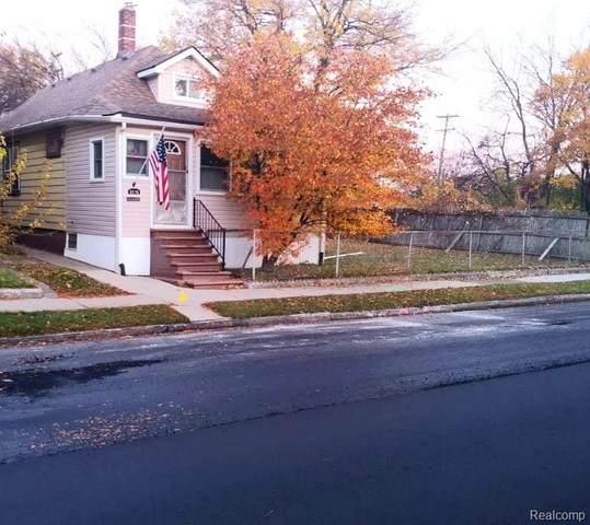 2516 S Edsel Street, Detroit, MI 48217 (#2200096866) :: The Alex Nugent Team | Real Estate One