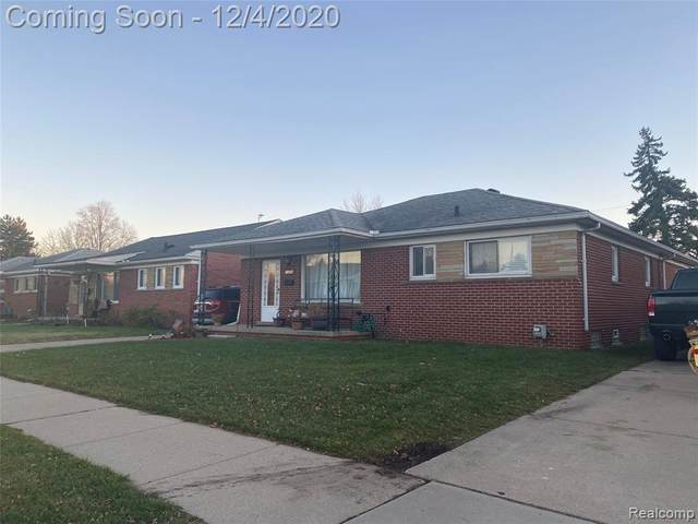 11074 Mae Avenue, Warren, MI 48089 (#2200096887) :: The BK Agency