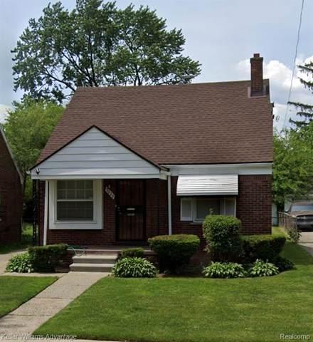 9029 Cloverlawn Street, Detroit, MI 48204 (#2200096888) :: The BK Agency