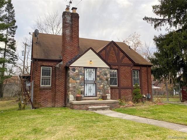 15085 Auburn Street, Detroit, MI 48223 (#2200096895) :: The BK Agency