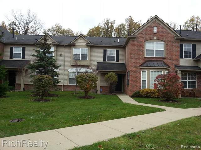 47747 Ormskirk Drive, Canton Twp, MI 48188 (#2200096904) :: The BK Agency