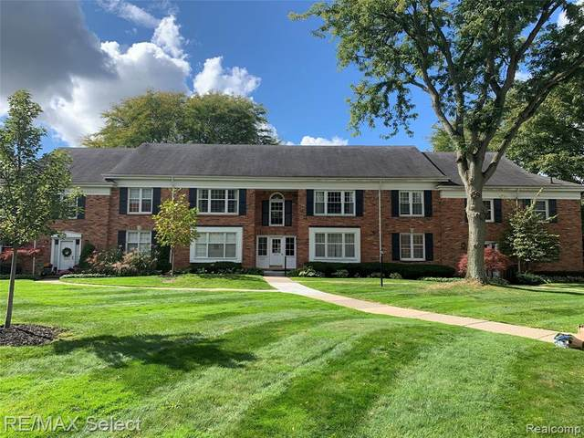 850 Trailwood Path C, Bloomfield Twp, MI 48301 (#2200096974) :: Novak & Associates
