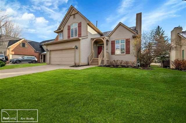 5917 Quebec Ave, Ann Arbor, MI 48103 (#58050029823) :: Duneske Real Estate Advisors