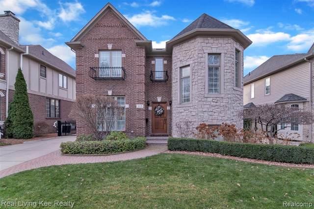 315 Ferndale Avenue, Rochester, MI 48307 (#2200097039) :: The Alex Nugent Team   Real Estate One