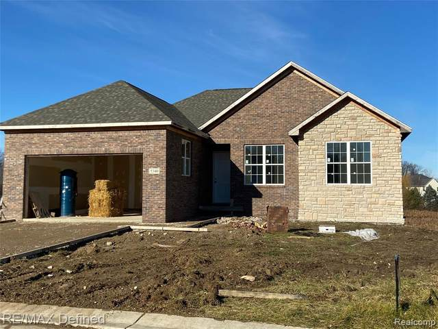 5340 Pebble Beach Drive, Metamora Twp, MI 48455 (#2200097044) :: The Merrie Johnson Team