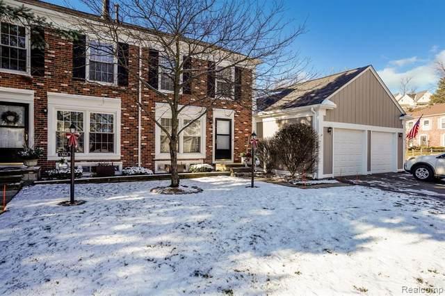 1364 Crescent Lane, Rochester Hills, MI 48306 (#2200097046) :: The Alex Nugent Team | Real Estate One
