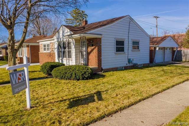28839 Diesing Drive, Madison Heights, MI 48071 (#2200097081) :: Duneske Real Estate Advisors