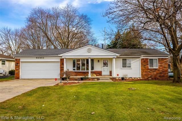 46360 Fairchild Road, Macomb Twp, MI 48042 (#2200097113) :: Duneske Real Estate Advisors