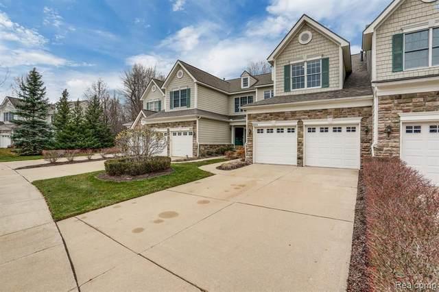 26274 Fieldstone Drive, Novi, MI 48374 (#2200097126) :: Keller Williams West Bloomfield