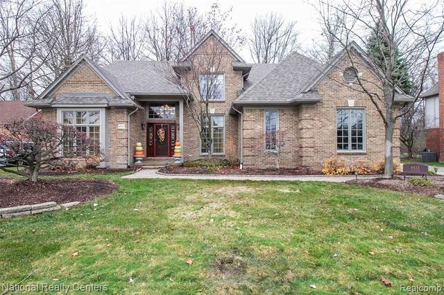 4455 Vineyards Boulevard, Sterling Heights, MI 48314 (#2200097174) :: The Mulvihill Group
