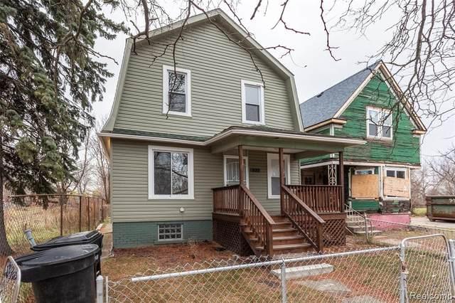933 Mount Vernon Street, Detroit, MI 48211 (#2200097186) :: Duneske Real Estate Advisors
