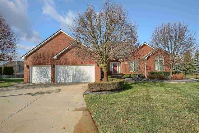 15861 Hyacinth Dr, Macomb Twp, MI 48042 (#58050029876) :: Duneske Real Estate Advisors