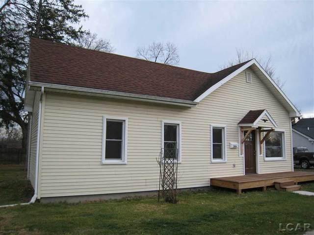 306 S Evans St, Tecumseh, MI 49286 (#56050029879) :: The Merrie Johnson Team